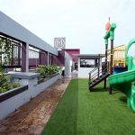 Terrace Children Play Area -- Silver Linden - Malabar Developers