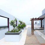 Beautifull Designed Terrace - Silver Linden Calicut - Malabar Developers