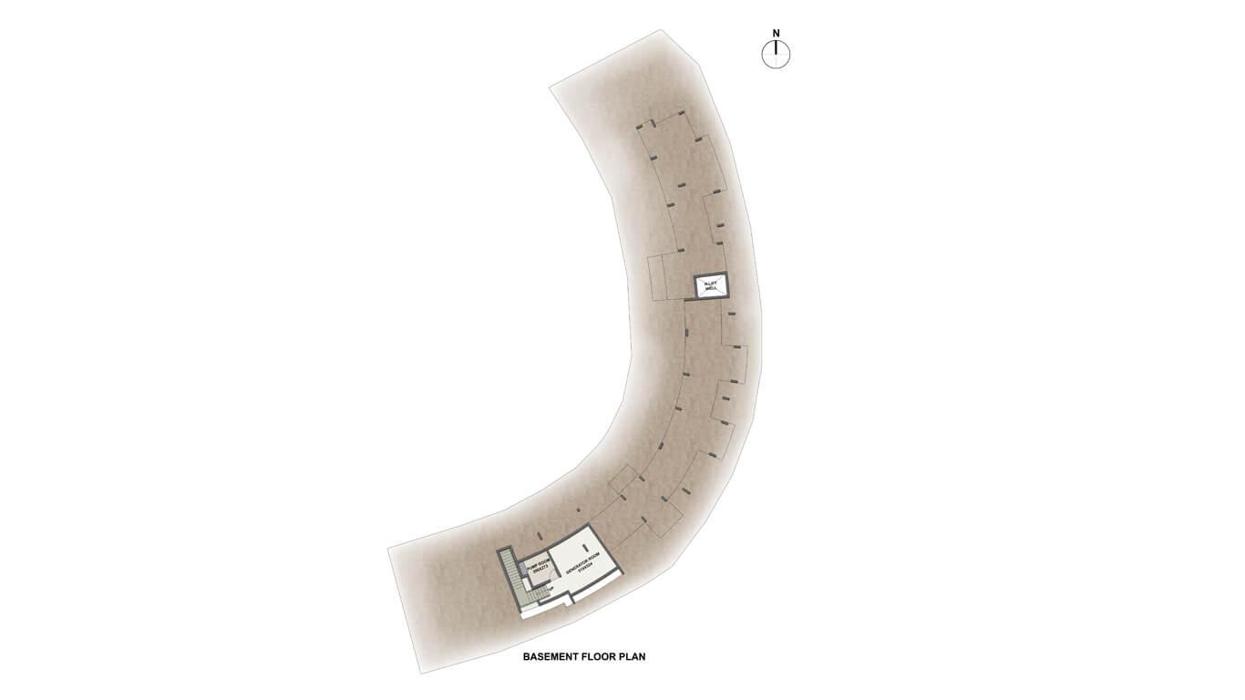 01 Basement floor